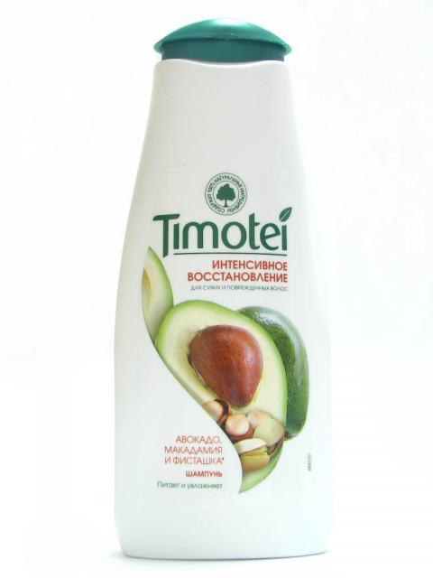 отзывы о шампуне для волос тимотей увлажнение